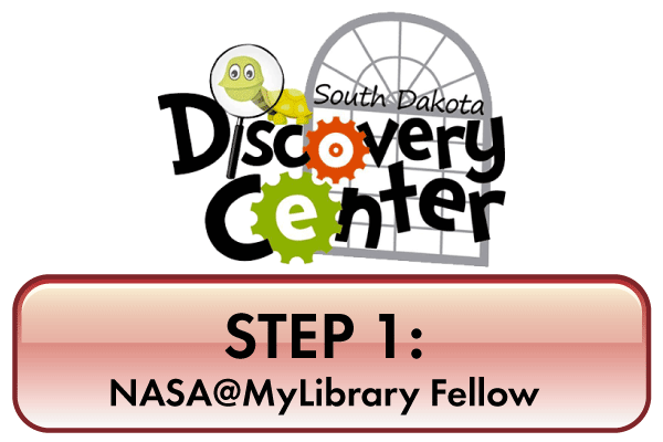 step one book NASA at my library fellow