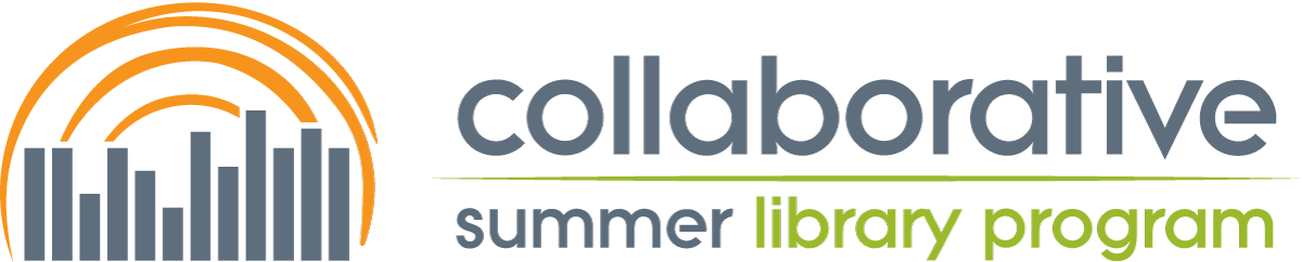 logo for collaborative summer library program